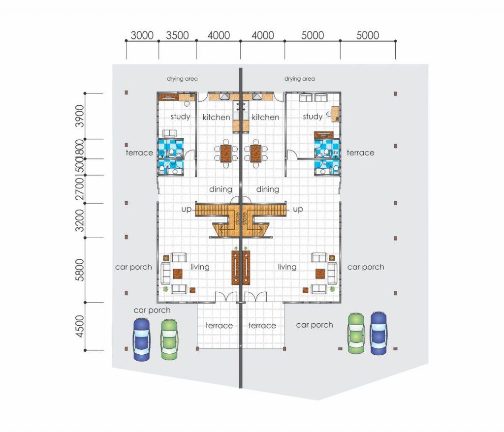 GV5_SL9-10_Ground Floor Plan