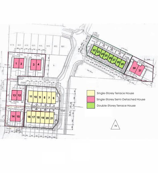 hua ling 2 - site plan1